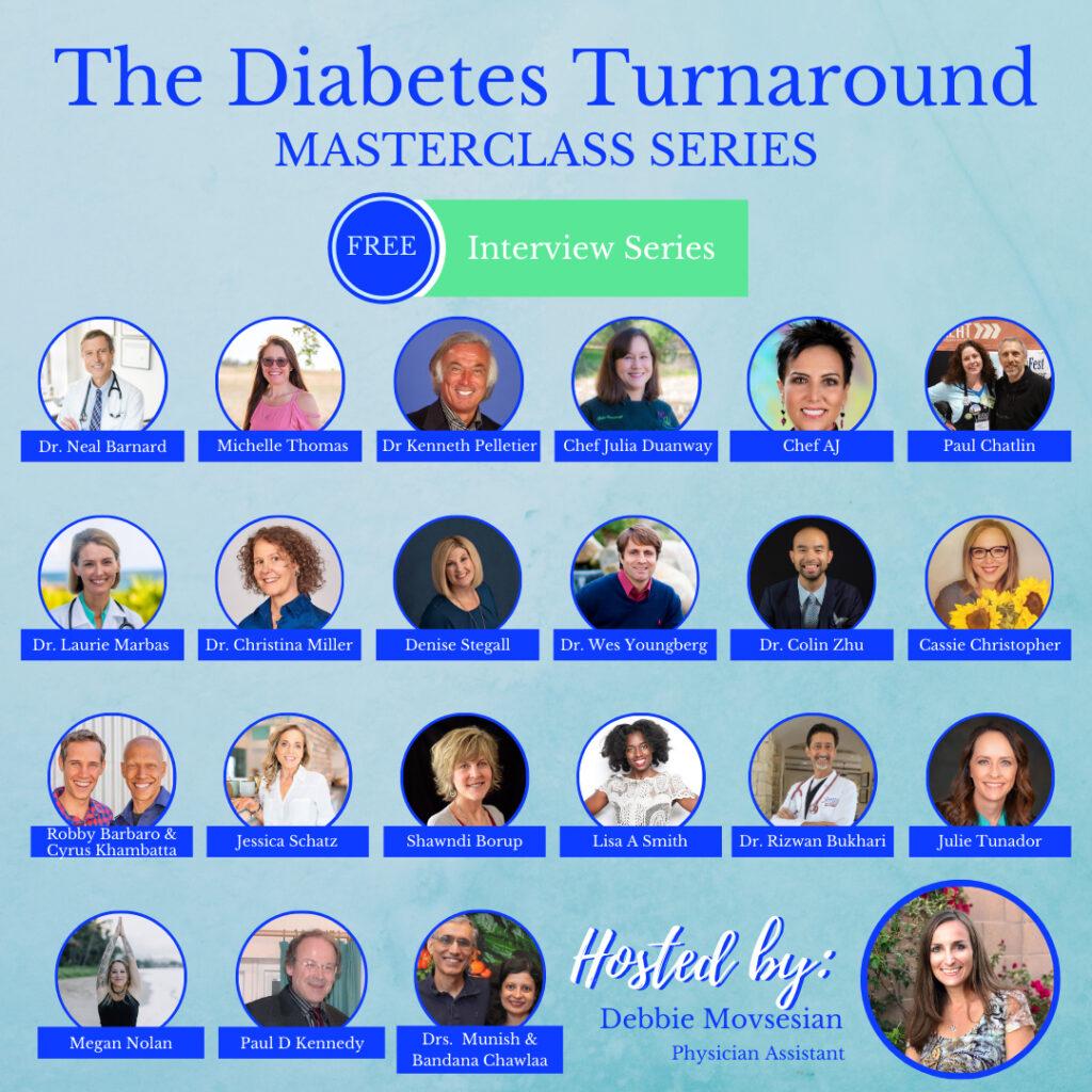 Experts – Diabetes Turnaround Masterclass Series